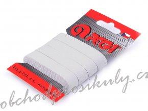 Prádlová pruženka na kartě šíře 11 mm