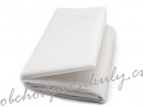 Novopast 20-80g/m šíře 0,9x1 m netkaná nažehlovací textilie