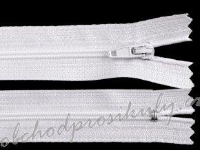Spirálový zip šíře 3 mm, různá délka