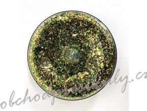 Metalické vločky Cosmic Shimmer Jade Gold