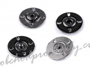 Designové patentky / druky Ø21 mm, 2 páry