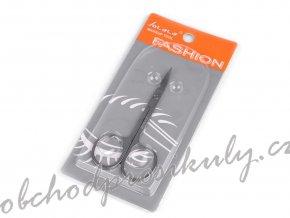 Nůžky vyšívací délka 9 cm zahnuté 050886