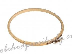 Vyšívací kruh bambusový Ø