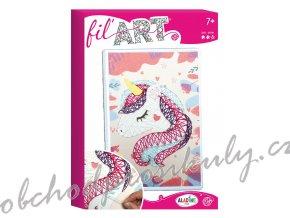 fil art unicorn