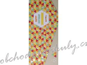 Dárkové obálky narozeninové
