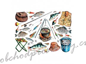 ryzovy papir a4 na rybach