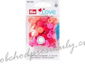 "Patentky ""Color snaps"" PRYM LOVE"