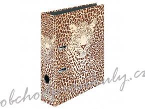 Herlitz - Pořadač A4/8 cm Animal Print