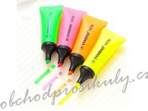 4stabilo zvýrazňovač pcs Lot High Quality font b STABILO b font neon highlighter Toothpaste font b marker