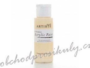 Akrylová barva vanilková 59ml