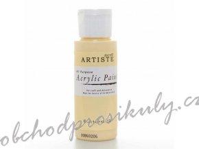 Akrylová barva sv. béžová 59ml