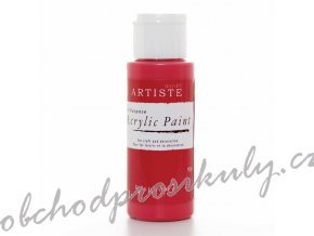 Akrylová barva malinová 59ml