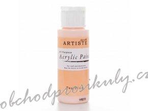 Akrylová barva růžový čaj 59ml