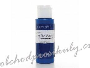 Akrylová barva námořnická modrá 59ml