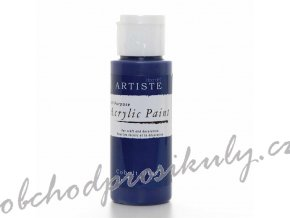 Akrylová barva kobaltově modrá 59ml