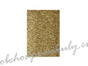 3D pasta GLITTER PASTE, glitrová zlatá