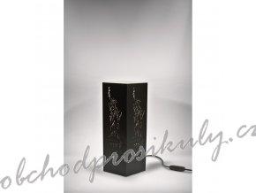 lampada di carta statua della liberta h32 cm