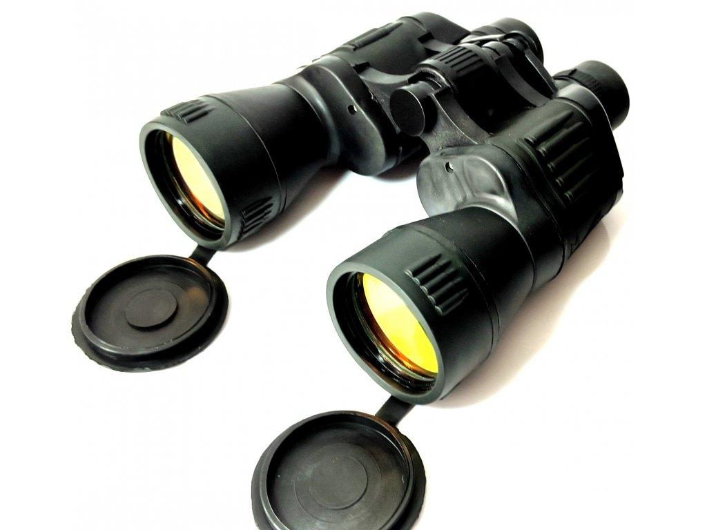 Binokulární dalekohled pro široké využití
