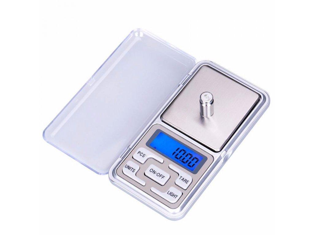 Digitální kapesní váha 500 g / 0,1 g