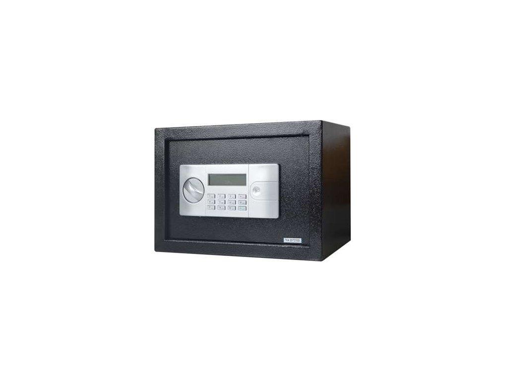 Digitální trezor /sejf Geti E25LD s diplejem 350 x 250 x 250 mm