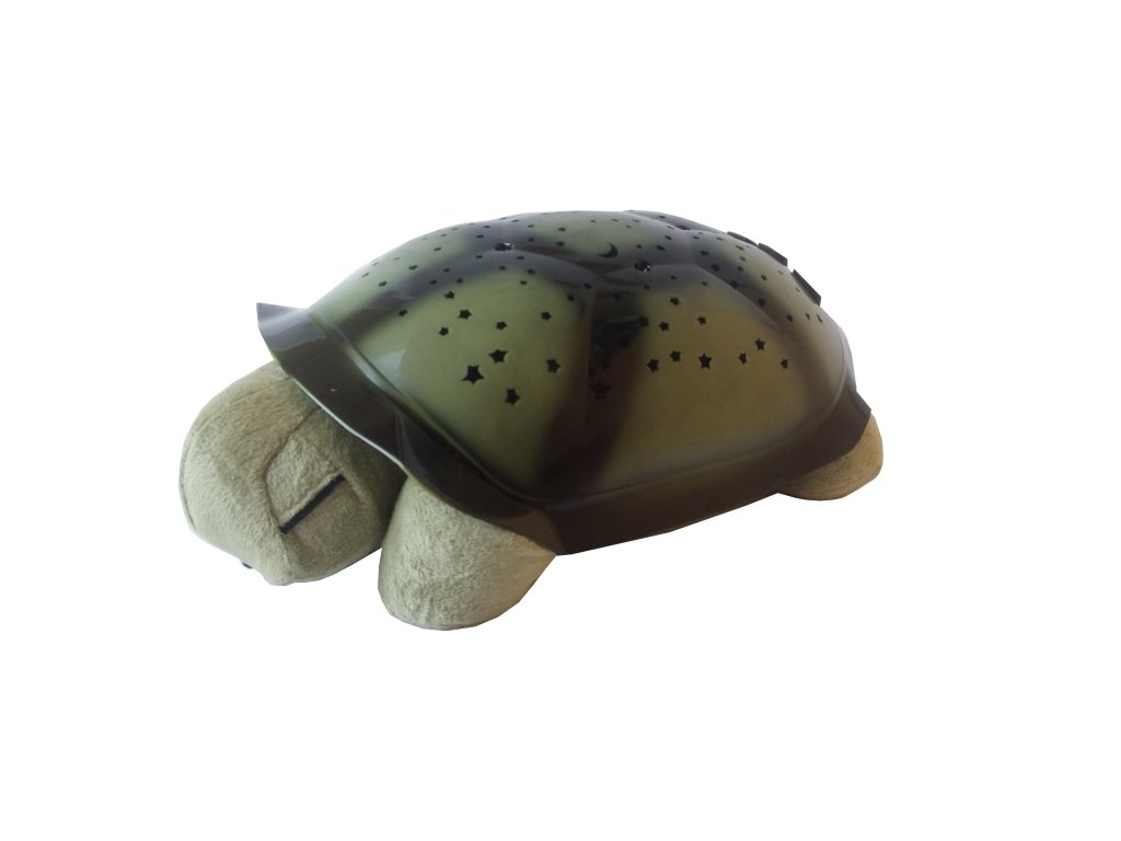 Noční svítící hvězdná želva