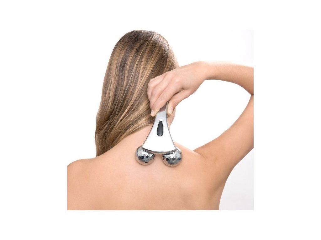 Ruční masážní pomůcka Luxy pro široké využití