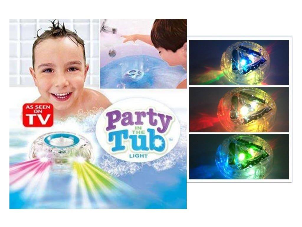 tv party tub kids bath led light toy pmk2507 1412 29 pmk2507@7