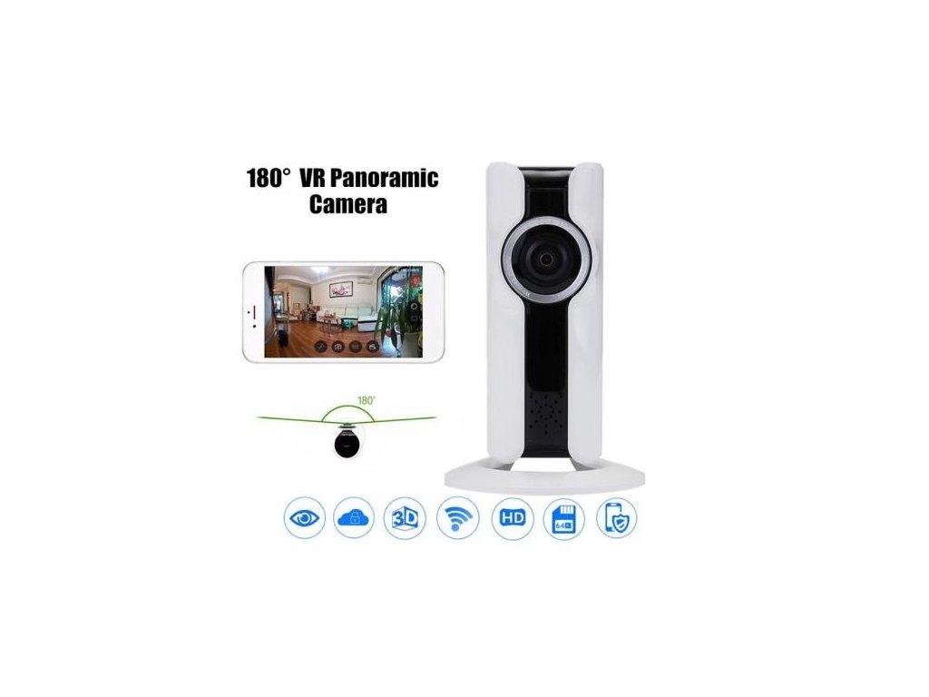 IP wifi kamera pro mobilní telefony a tablety