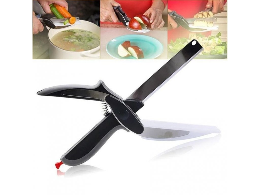 freemarket clever cutter 2 in 1 knife amp cutting kitchen toolsscissors slicers 7928 26799421 70c7fa4899a9c6cd93d7ca15d2a229aa