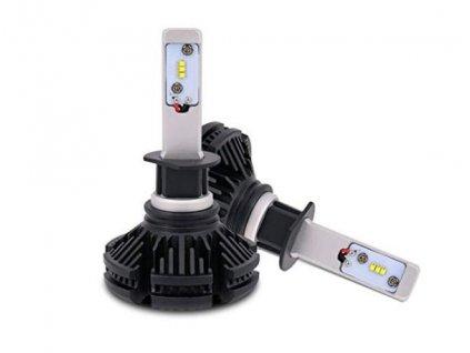 Sada dvou výkonných LED autožárovek H1, 2x 50W  LED H1-2x 50W