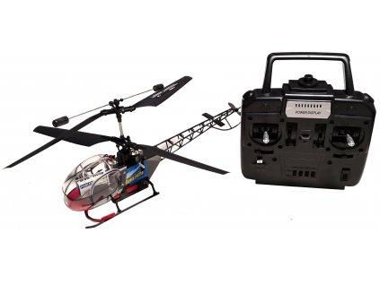 5631 3 rc velky vrtulnik helikoptera 27mhz na dalkoove ovladani 36cm
