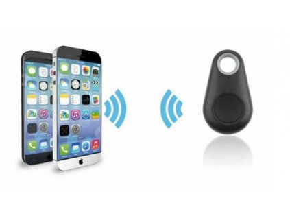 6105 1 chytry privesek hlidac a hledac veci pres mobilni telefon