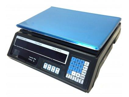 7245 3 digitalni prodejni vaha 30 kg 5g s lcd