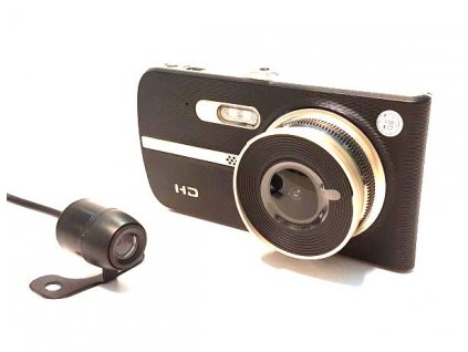"""Kamera se zpětnou kamerou 4"""" LCD"""