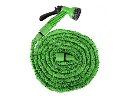 Smršťovací zahradní flexi hadice Zelená 60 M