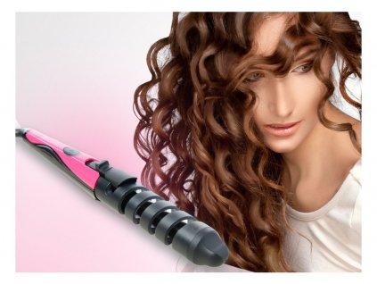 Spirálovitá loknovací kulma na vlasy NOVA NHC-2007A