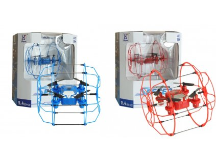 Original Helic Max Sky Walker 1336 Mini Drone 2 4G 4CH 3D Eversion Flying and Running – kopie