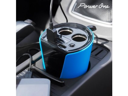 napajeci adapter do auta power one (2)