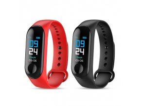 m3 pulsera inteligente rastreador de ejercicios