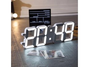 Digitální LED hodiny