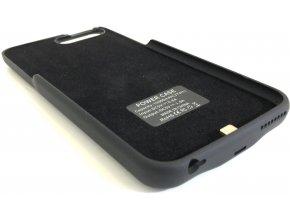 Perfektní nabíjecí pouzdro / kryt na iPhone 6 Plus, 7 Plus - Černá