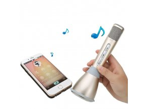 Smart Microphone K068 Bluetooth Wireless Speaker Handheld Cellphone font b Mic b font for font b