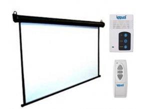 panoramaticke elektricke projekcni platno iggual psips184 80 184 x 104 cm