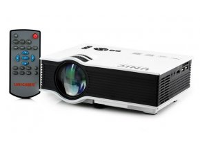 UNIC UC40 Micro Projector 06