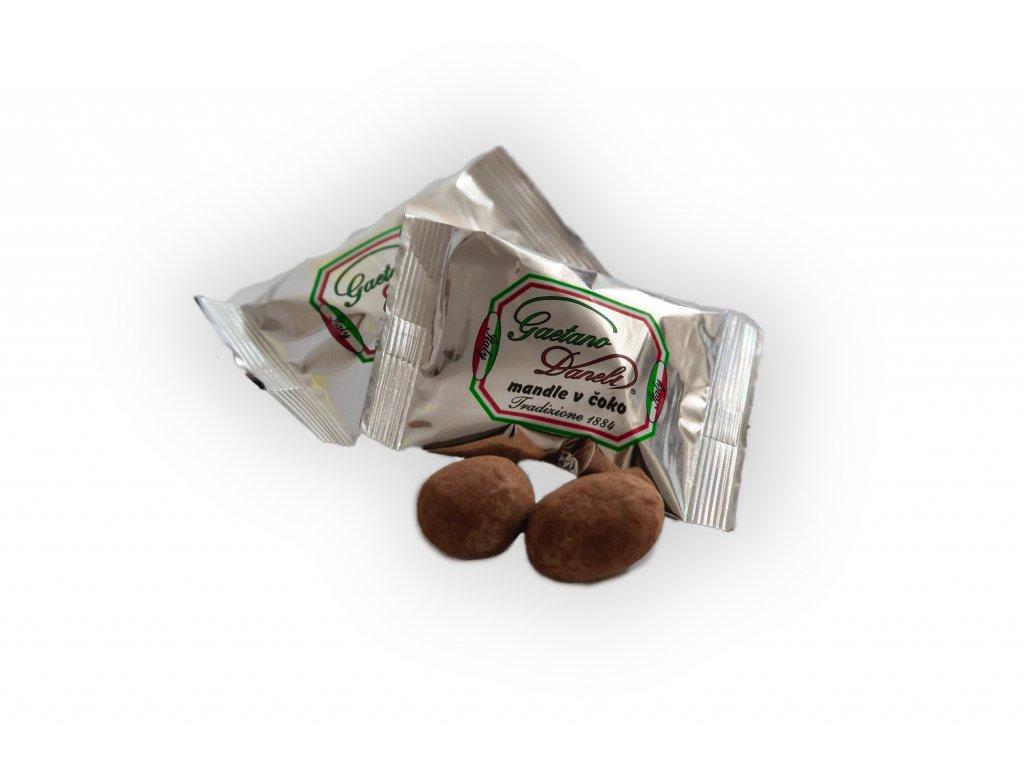 mandle v cokolade 1
