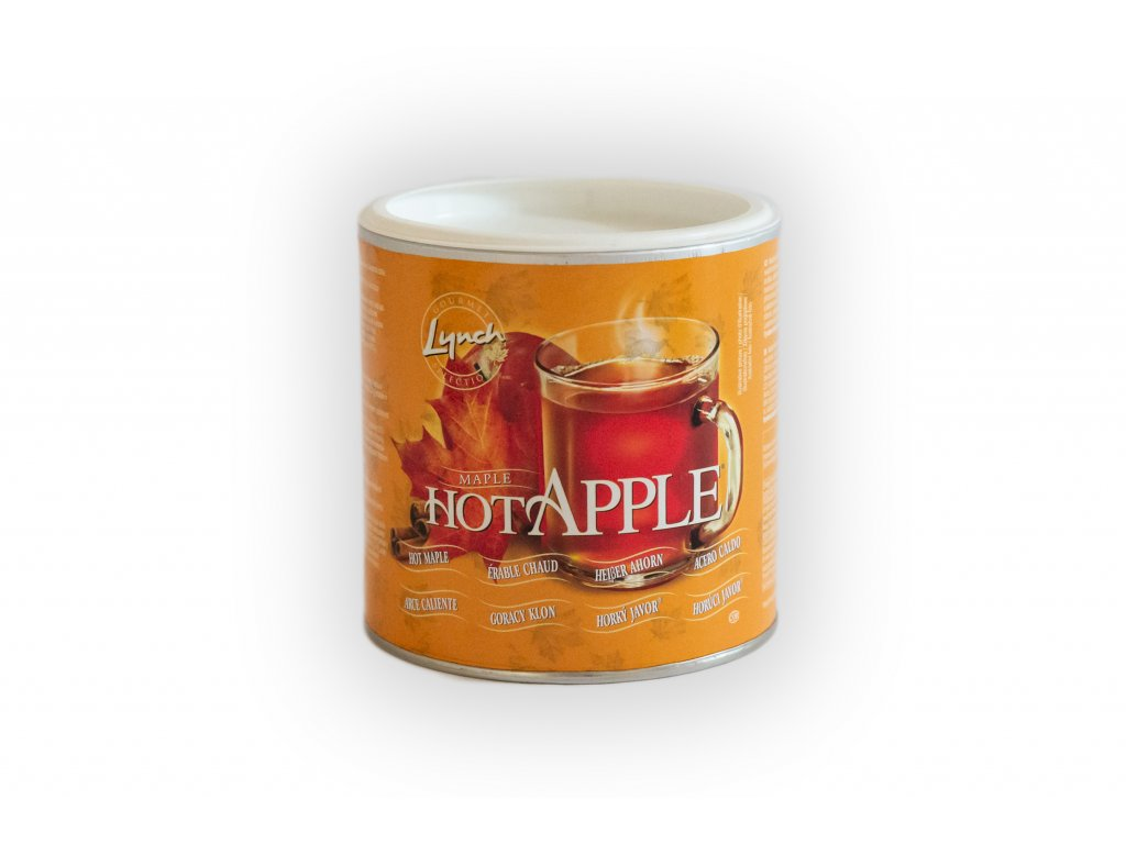 hot apple hot maple box