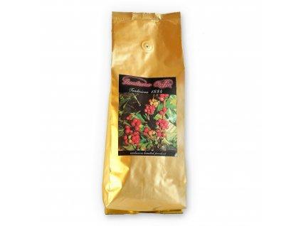Čerstvě pražená zrnková káva Gaetano - 100% Arabica