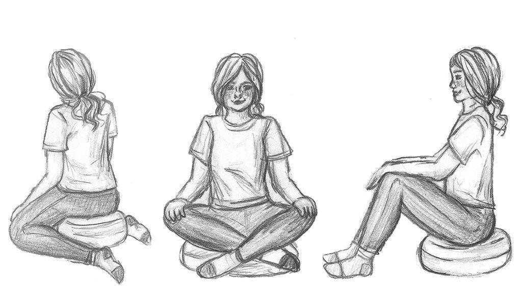 Způsoby sezení