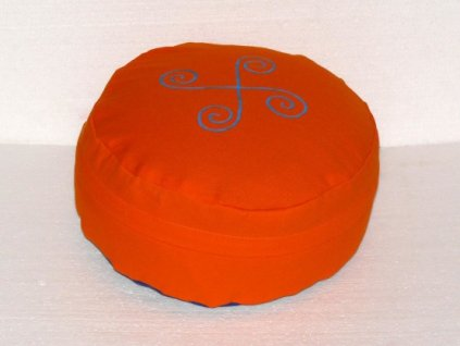 Meditační sedák se spirálkami