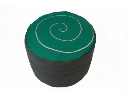 Pohankovy podsedak spirala zeleny